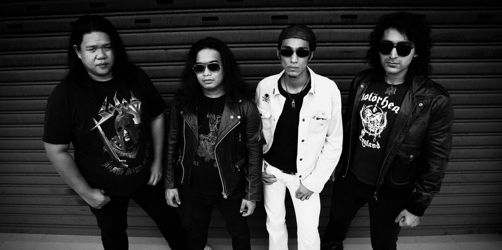 Thrash metal band Bloodstone has a bone to pick with the world