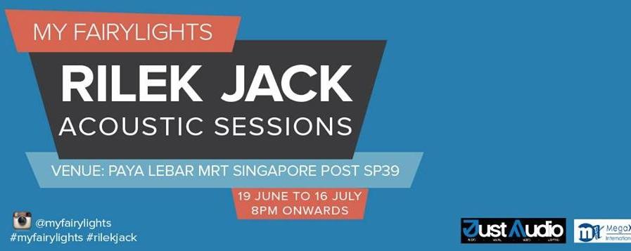 Rilek Jack Ramadhan Acoustic Sessions