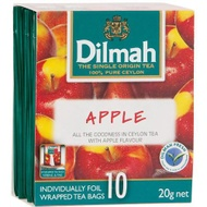 Apple flavoured tea from Dilmah