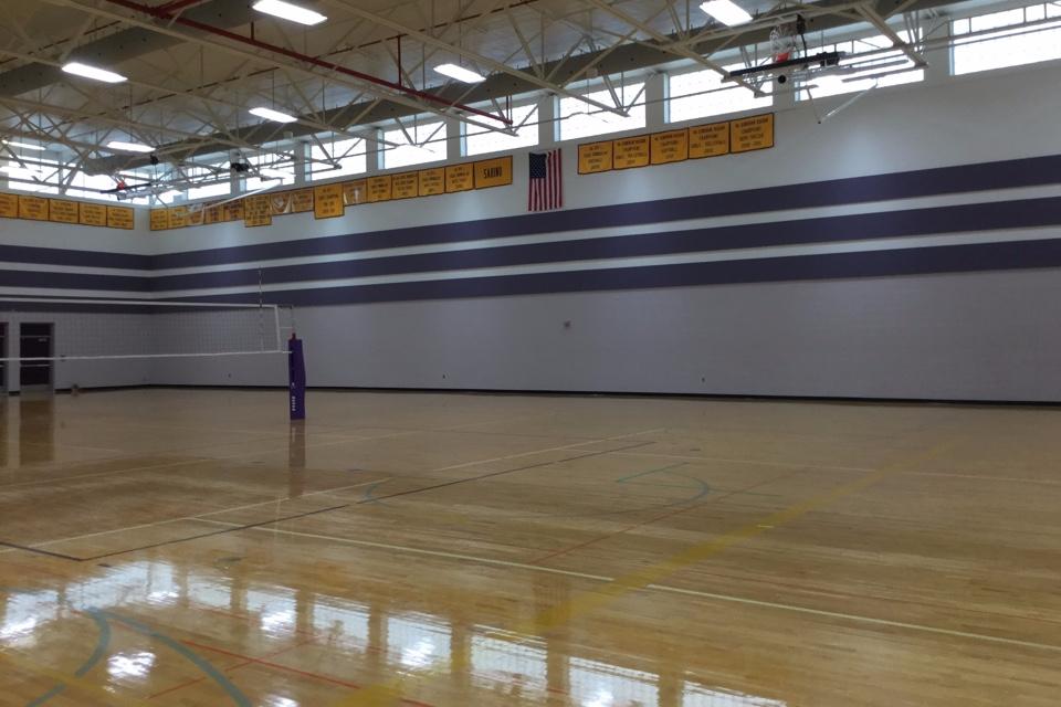 Auxilliary Gym
