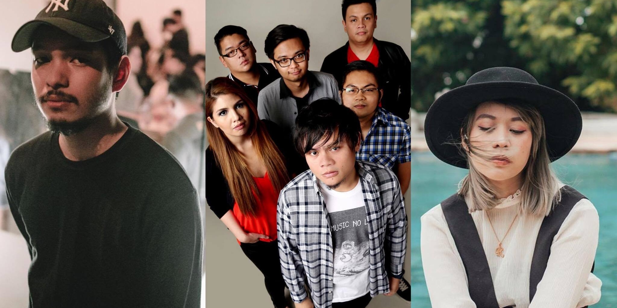 Somedaydream, Autotelic, Reese Lansangan, and more come together for MCA Music's GetMusic Indie-Go