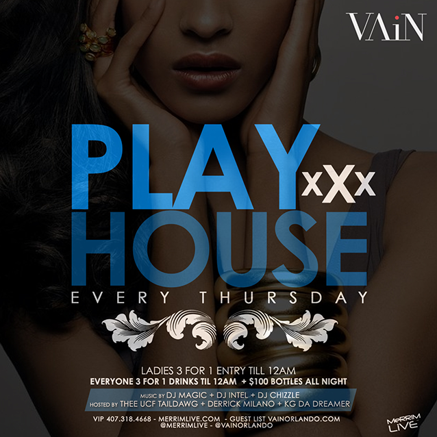 PlayXXXhouse Thursdays