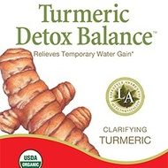 Turmeric Detox Balance from Lifestyle Awareness