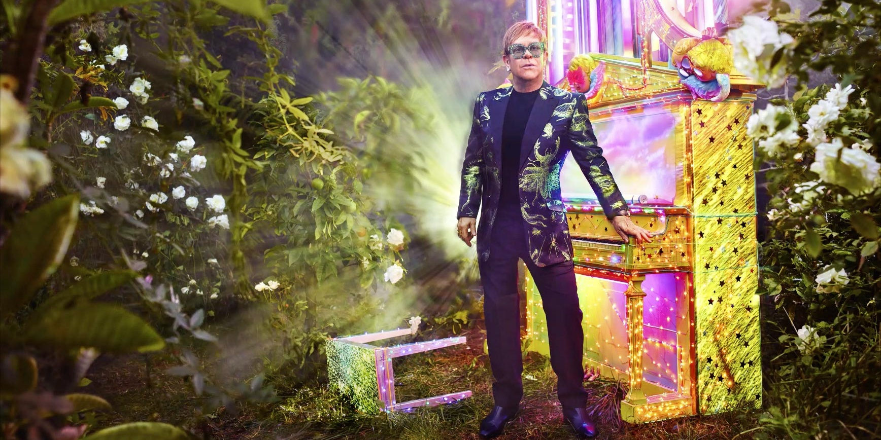Elton John confirms Asian destinations for farewell tour – Singapore, Hong Kong, Japan, and Korea