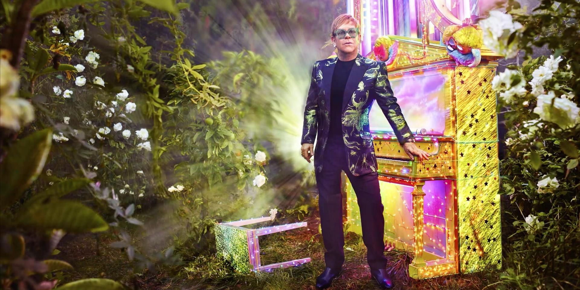 Elton John confirms Asian destinations for farewell tour – Singapore, Hong Kong, Japan, and Korea