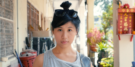 WATCH: bittymacbeth strolls down Joo Chiat to perform 'Beauty for Ashes' for Bandwagon Sessions
