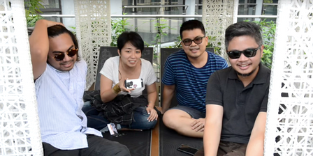 """WATCH: Up Dharma Down get tested on """"all the good things"""" in Singapore"""