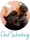 Profile image of Chef and Culinary Mentor, Amanda Schonberg of Chef Schonberg's Sweets