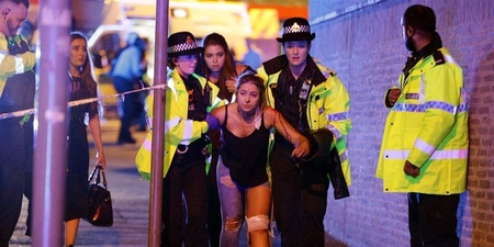 19 dead and 50 injured after terror attack at Ariana Grande concert