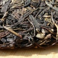 "2000 ""Yi Wu Zheng Shan"" Raw from Yong Pin Hao Tea Factory"