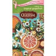 Tropical Grapefruit Green Tea from Celestial Seasonings