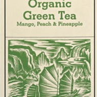 Organic Mango, Peach & Pineapple Green Tea from Good Earth Teas