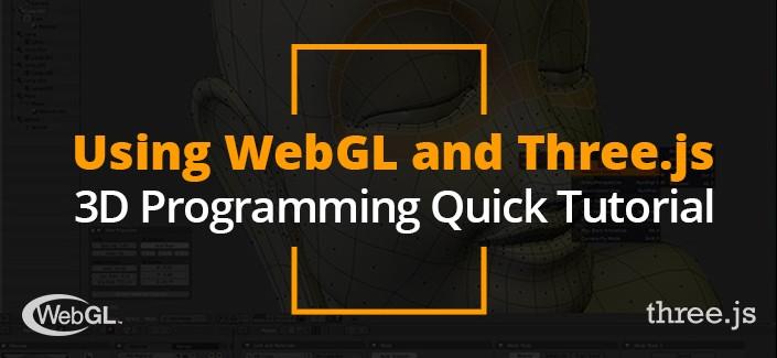 Learn Three js & WebGL 3D Programming (VR, OpenGL) Escils