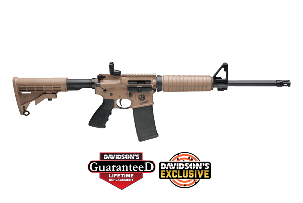 RUG AR-556 5.56 RFL 16DDE 30RD-img-0