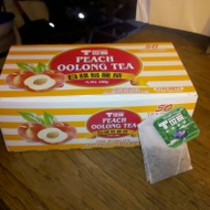 Peach Oolong Tea from TradTradition/Good Youngition/Good Young
