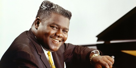 Rock 'n' roll pioneer Fats Domino passes at 89