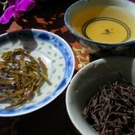 2011 Bai Ye Wang - King of White Leaf Phoenix Dan Cong Oolong from Tea Habitat