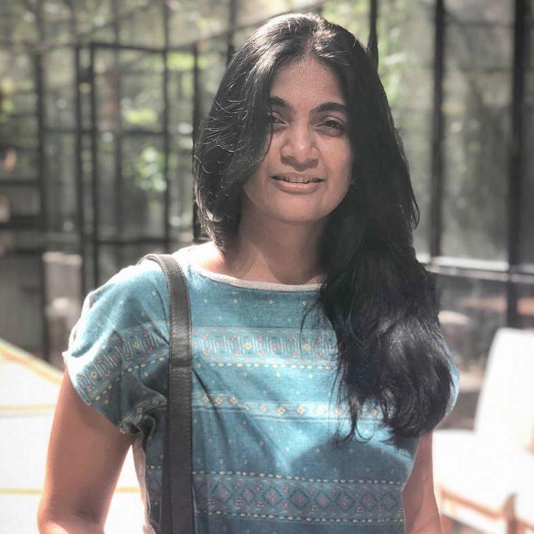 Padma Ragavan