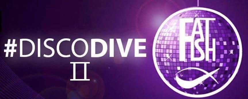 DiscoDive no2 - Costume boat party.