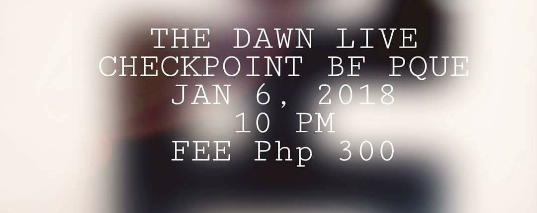 The Dawn Live at Checkpoint Rock Bar