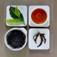 Organic Sun Moon Lake Red Jade T-18 Black Tea, Lot 807 from Taiwan Tea Crafts