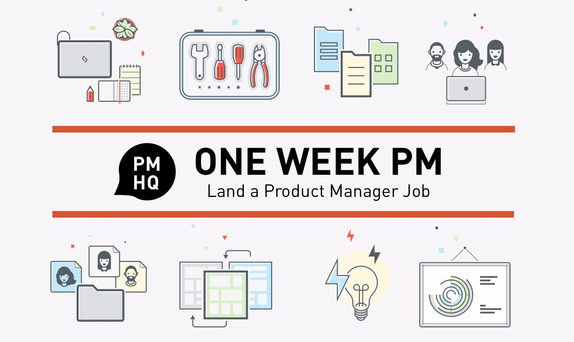 Land A Product Manager Job One Week PM Course