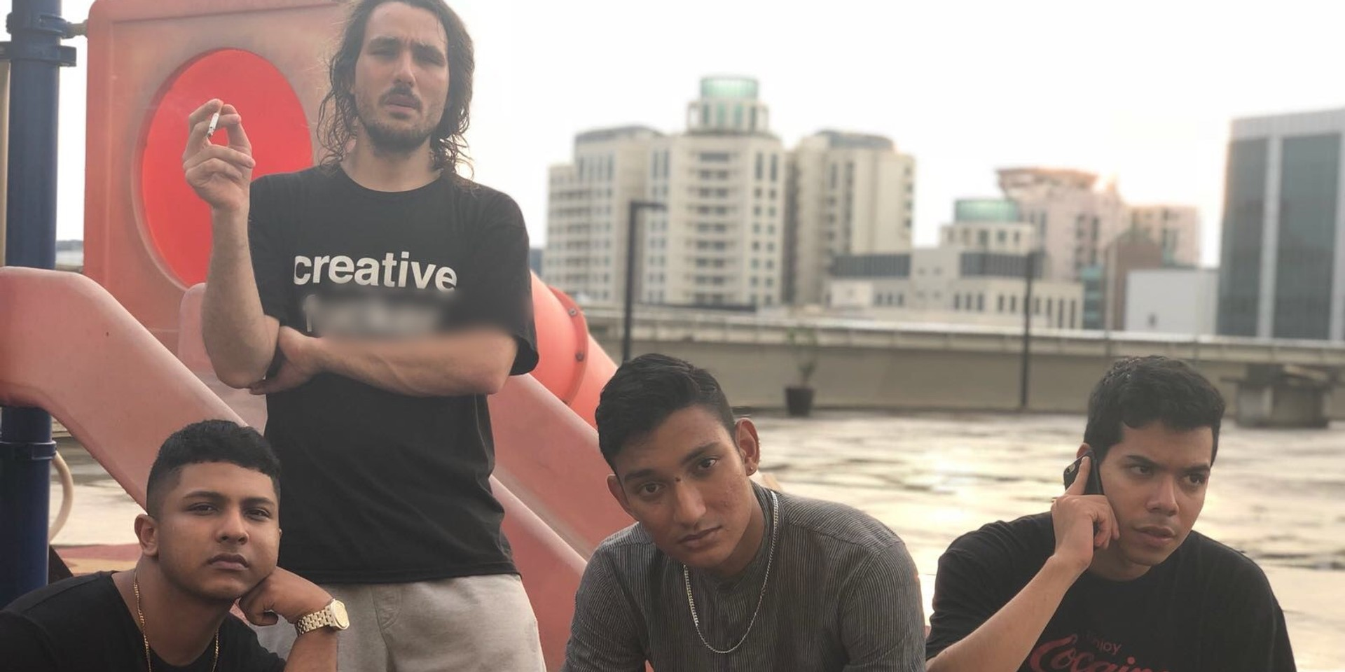 Mediocre Haircut Crew releases new song 'Theme Titans', shares collaborative music video
