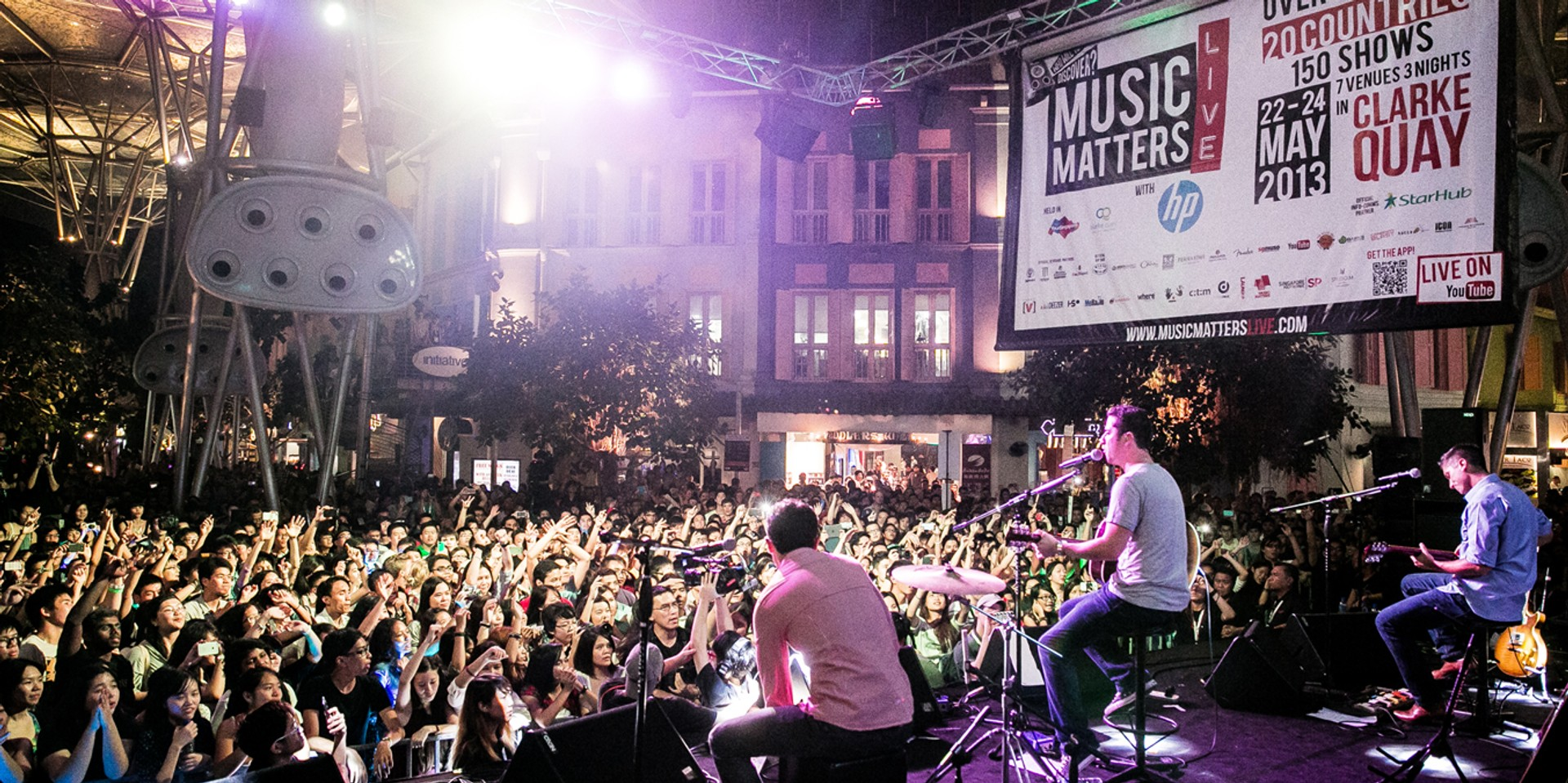 Music Matters Live is calling out for bands this year