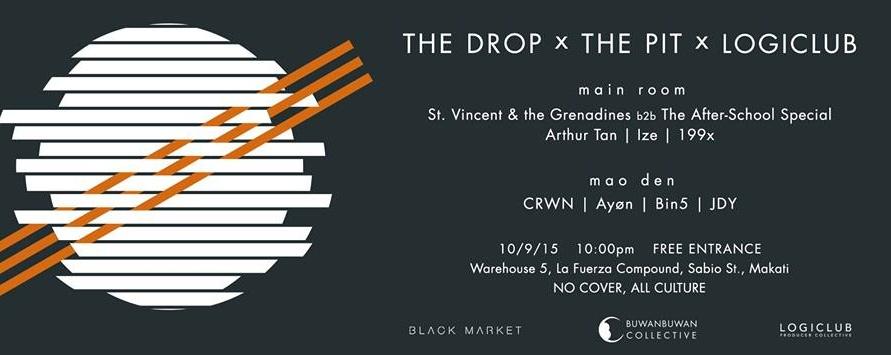 The Drop x The Pit x Logiclub