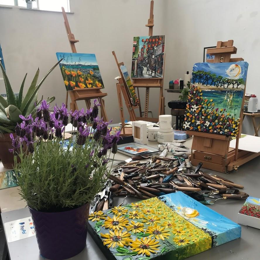 Lisa Elley Art Studios