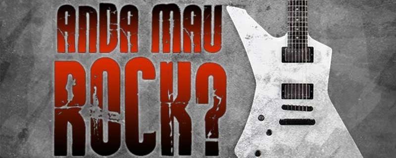 RENTAK SINGAPURA 'ANDA MAU ROCK???'