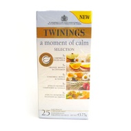 A moment of calm selection from Twinings