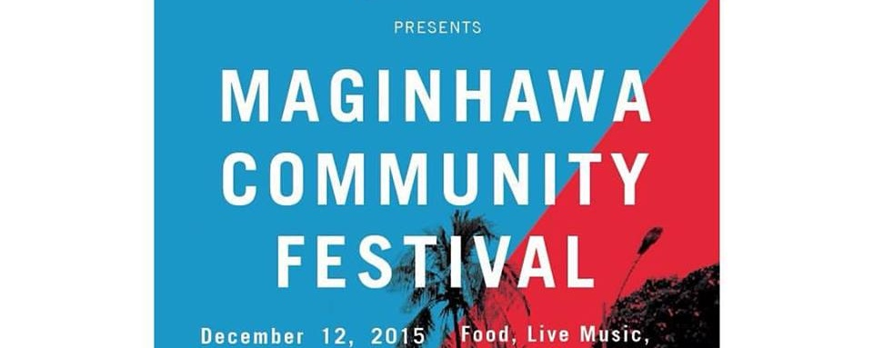 Maginhawa Community Festival