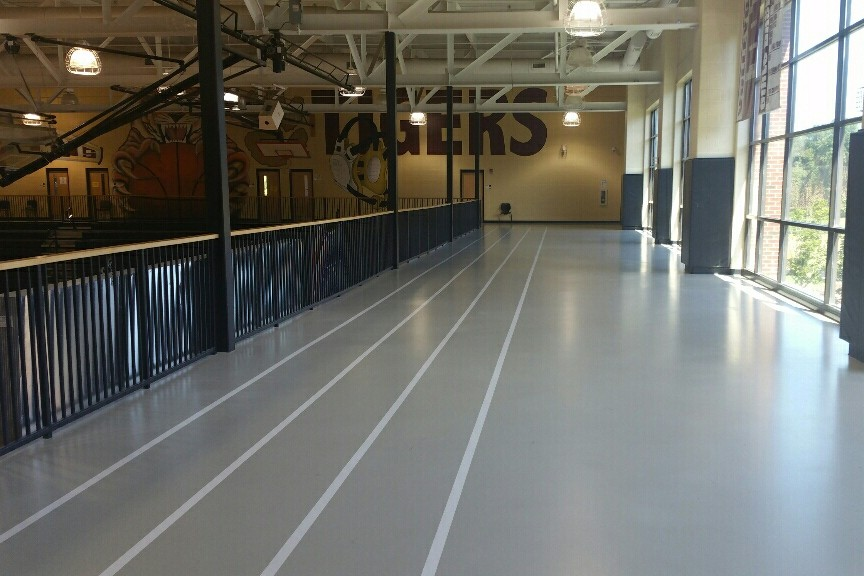 Tucker High School Gym
