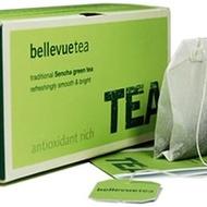 Sencha green tea from Bellevue tea