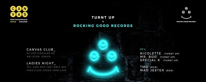 Turnt Up To Get Down ft Rocking Good Records