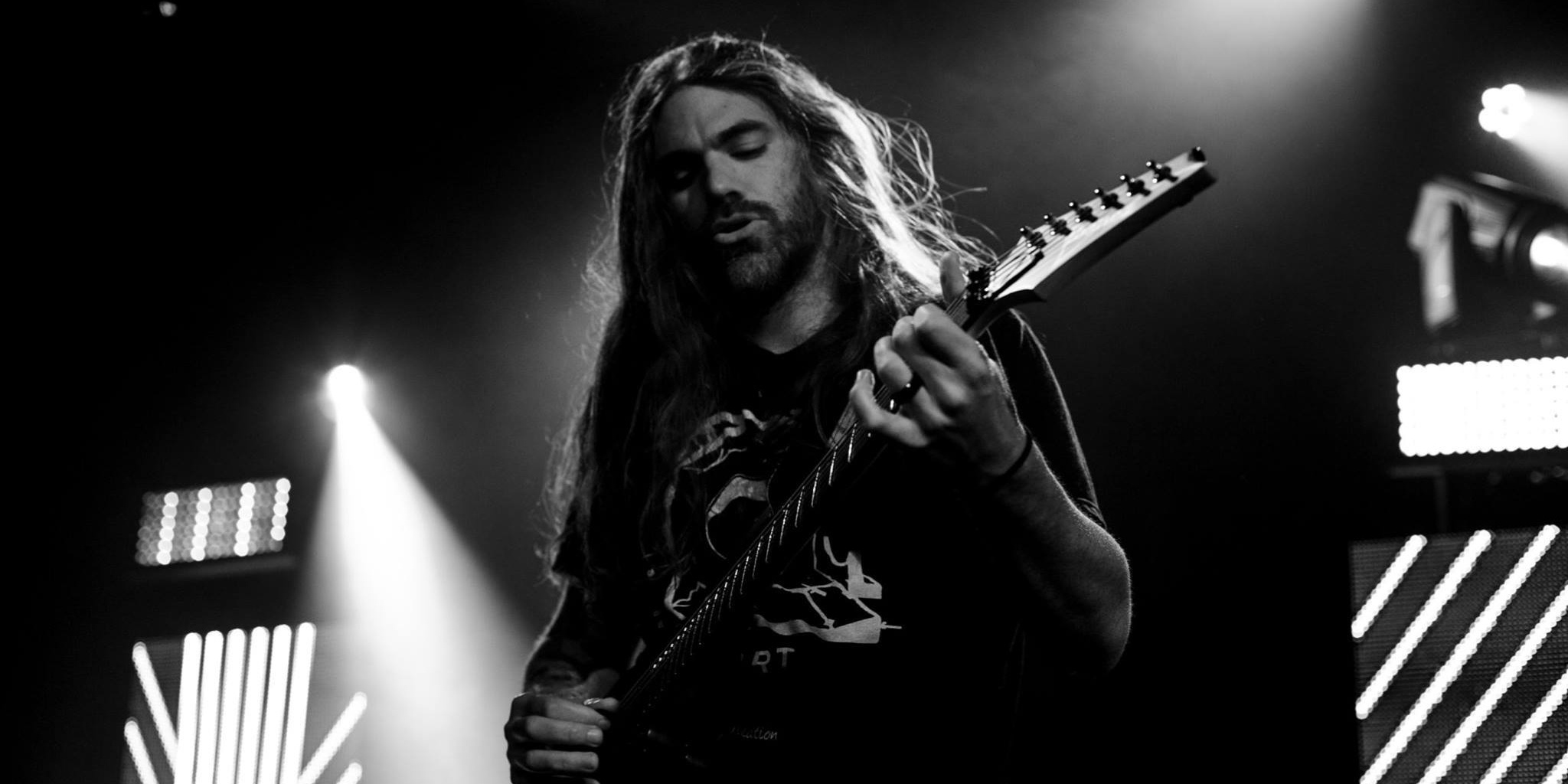 Between The Buried And Me's Paul Waggoner will hold a guitar clinic in Singapore
