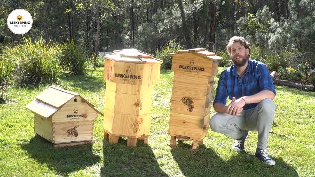 Homepage Beekeeping Apprentice