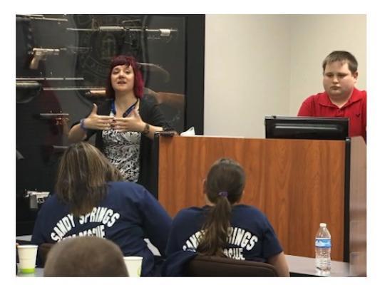 SOA Autism Trainingjpg