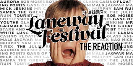 Laneway Festival Singapore 2017 Special: The Reaction