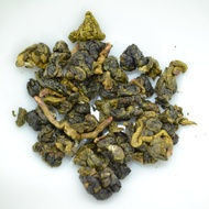 Alishan High Mountain Jade Oolong Tea, Spring 2019 from mud and leaves