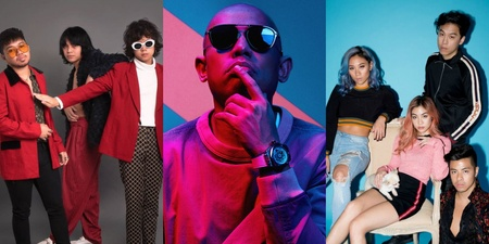 Nominees for MTV EMA's Best Southeast Asia Act announced – The Sam Willows, Joe Flizzow, IV of Spades and more