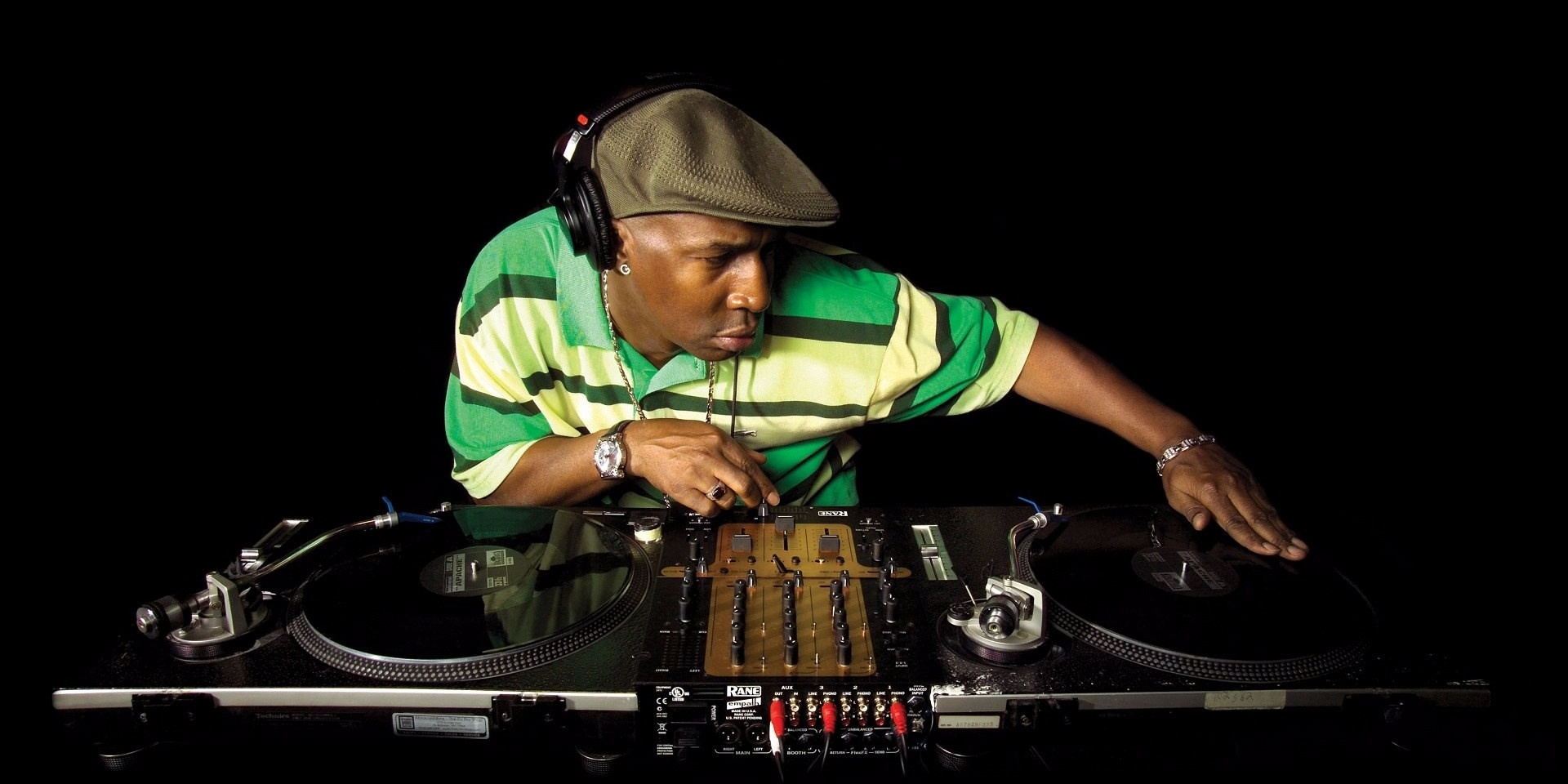 Legendary hip-hop DJ Grandmaster Flash returns to Singapore