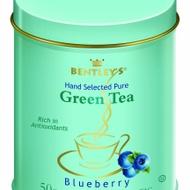 Blueberry Green Tea from Bentley's