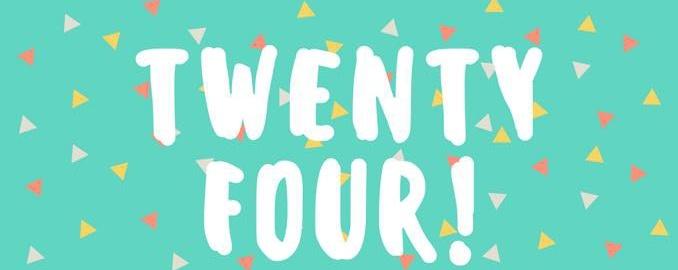 Twenty Four: A benefit gig