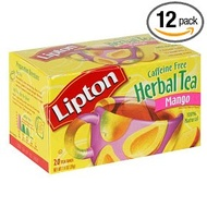 Herbal Tea Mango from Lipton