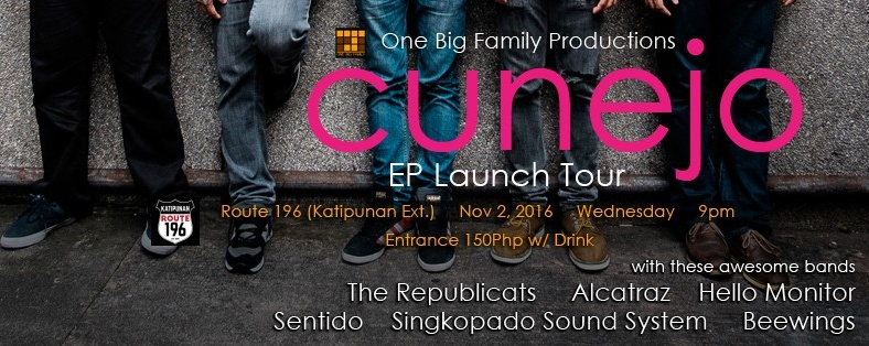 Cunejo - EP Launch