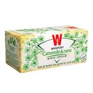 Chamomile & Nana from Wissotzky Tea