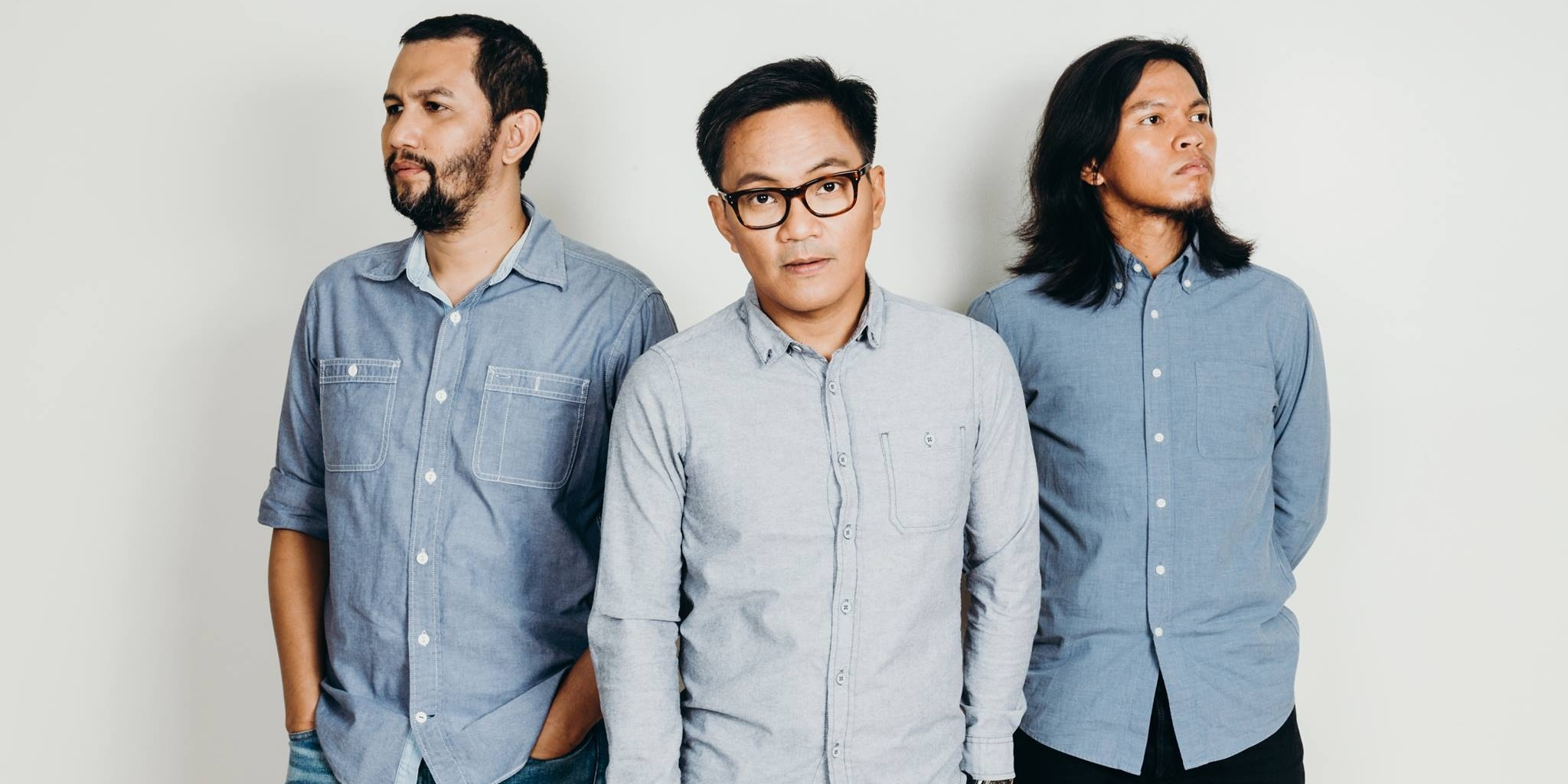 Ebe Dancel, Bullet Dumas, and Johnoy Danao come together for IISA
