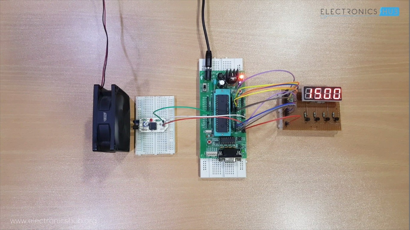 Contactless digital tachometer using 8051 electronics hub courses about this course it is designed for anyone who are interested in developing 8051 based projects and this will introduce the 8051 hardware and programming solutioingenieria Image collections
